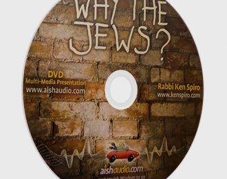 Why the Jews – antisemitism (DVD)