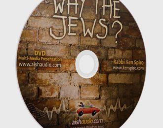 Why the Jews – antisemitism (DVD)