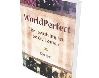 World Perfect: The Jewish Impact on Civilization (Book)