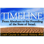 History Crash Course #68: Timeline: From Abraham to the State of Israel
