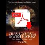 Crash Course in Jewish history PDF ebook image